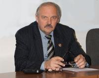 Сергей Комков, профессор